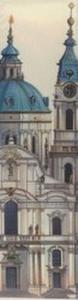 Obrázok Záložka Prague Kostel Sv. Mikuláše
