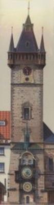 Obrázok Záložka Prague Staroměstské náměstí