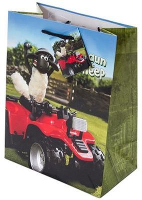 Obrázok Dárková taška Ovečka Shaun 2 střední