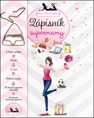 Obrázok Zápisník supermamy