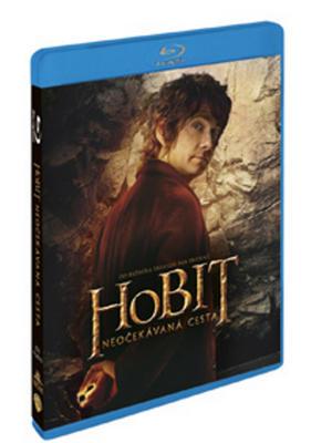 Obrázok Hobit Neočekávaná cesta (2 Blu-ray)