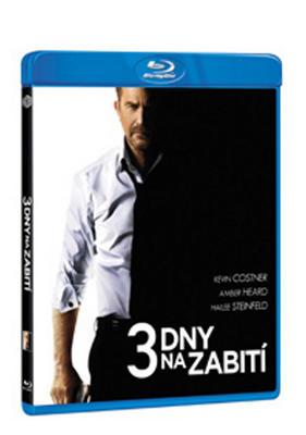 Obrázok 3 dny na zabití (Blu-ray)