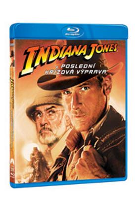 Obrázok Indiana Jones a poslední křížová výprava (Blu-ray)