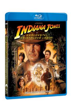 Obrázok Indiana Jones a Království křišťálové lebky (Blu-ray)