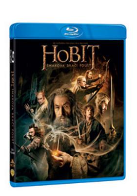 Obrázok Hobit Šmakova dračí poušť (2 Blu-ray)