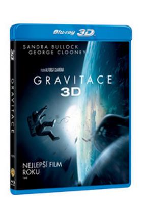 Obrázok Gravitace (2Blu-ray 3D+2D)