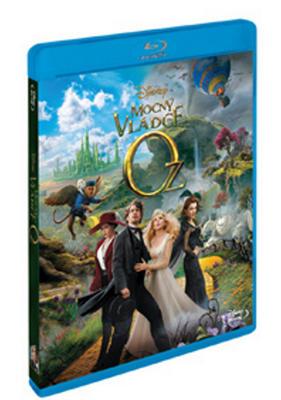 Obrázok Mocný vládce Oz (Blu-ray)