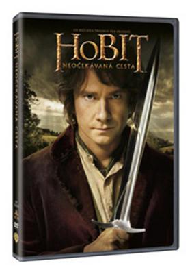 Obrázok Hobit Neočekávaná cesta 2 DVD