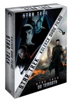 Obrázok Star Trek kolekce 1.-2. 2 DVD