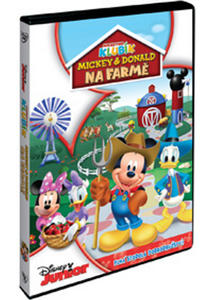 Obrázok Disney Junior Mickey a Donald na farmě