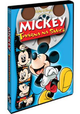 Obrázok Mickey Továrna na smích