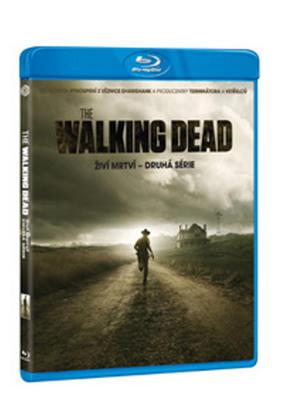 Obrázok Živí mrtví 2.série (4 Blu-ray)