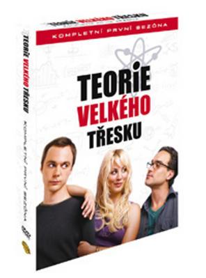 Obrázok Teorie velkého třesku 1.série 3 DVD
