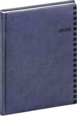 Obrázok Notes Tuscon A5 modrá 2015