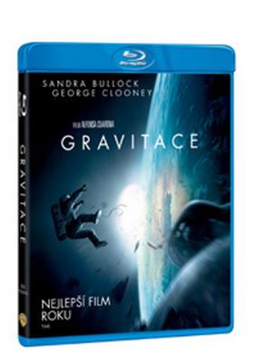 Obrázok Gravitace (Blu-ray)