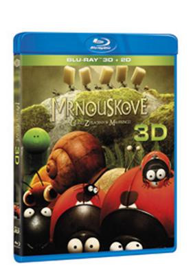 Obrázok Mrňouskové Údolí ztracených mravenců (Blu-ray 3D+2D)