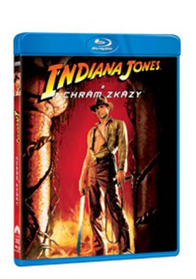 Obrázok Indiana Jones a Chrám zkázy (Blu-ray)