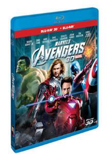 Obrázok Avengers (2 Blu-ray 3D+2D)