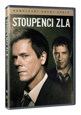 Obrázok Stoupenci zla 1.série 4 DVD