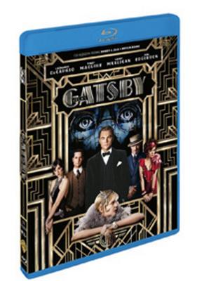 Obrázok Velký Gatsby (2 Blu-ray 3D+2D) + CD soundtrack