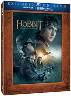 Obrázok Hobbit Neočekávaná cesta prodloužená verze (3 Blu-ray)