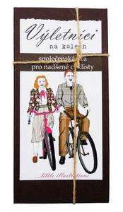 Obrázok Výletníci na kolech