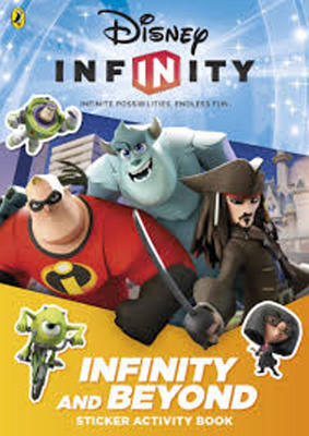 Obrázok Disney Infinity - Infinity and Beyond Sticker Activity Book