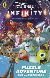 Obrázok Disney Infinity Activity Puzzle Book