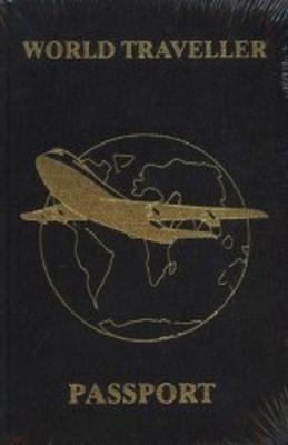Obrázok Sešit World Traveller Passport linkovaný
