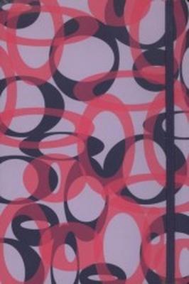 Obrázok Notes s gumičkou Loops velký