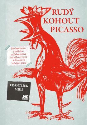 Obrázok Rudý kohout Picasso