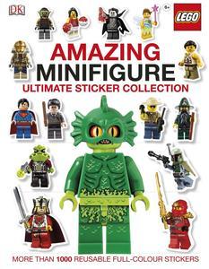Obrázok LEGO Amazing Minifigure Ultimate Sticker Collection