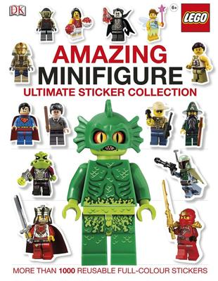 Obrázok LEGO Amazing Minifigure Ultimate Sticker Collection
