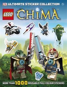 Obrázok LEGO Legends of Chima Ultimate Sticker Collection