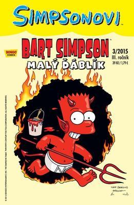 Obrázok Bart Simpson Malý ďáblík 3/2015