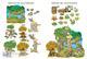 Obrázok V lese 3D model