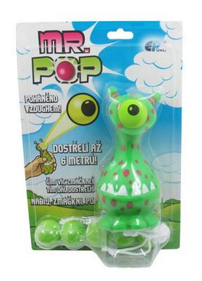 Obrázok Mr.Pop - 5 druhů