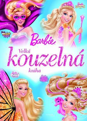 Obrázok Barbie Velká kouzelná kniha