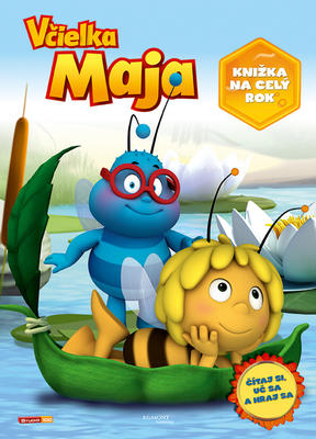 Obrázok Včielka Maja Knižka na celý rok