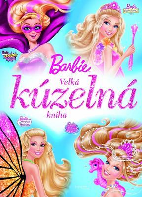 Obrázok Barbie Veľká kúzelná kniha