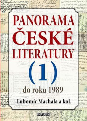 Obrázok Panorama české literatury 1