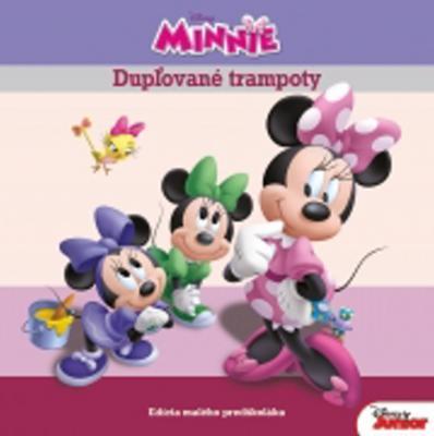 Obrázok Minnie Dupľované trampoty