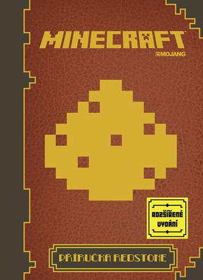 Obrázok Minecraft Příručka Redstone Rozšířené vydání