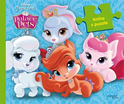Obrázok Palace Pets Kniha puzzle