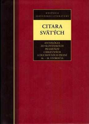 Obrázok Citara svätých