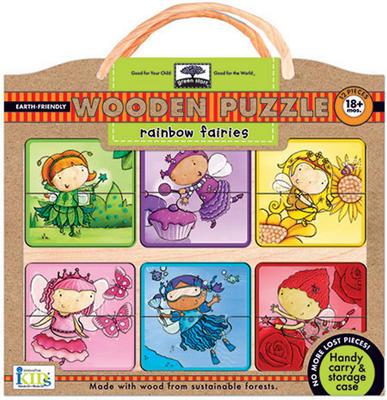Obrázok Rainbow Fairies Puzzle