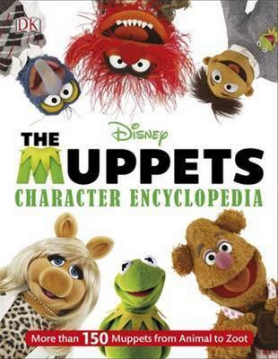 Obrázok Muppets Character Encyclopedia