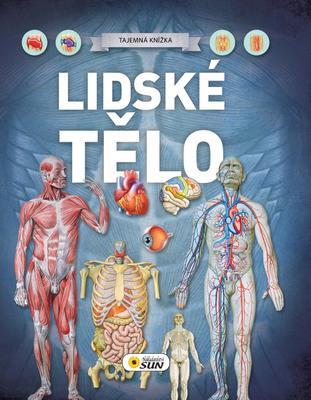 Obrázok Tajemná knížka Lidské tělo