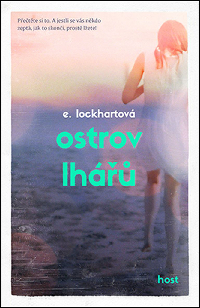 Ostrov lhářů - E. Lockhartová