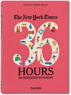 Obrázok The New York Times 36 Hours, 125 Weekends in Europe
